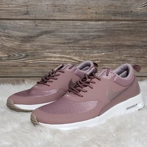 New Air Max Thea Mauve Running Sneakers